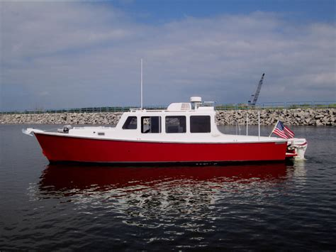 great lobster boat 2014 eco trawler aluminum power boat for sale www