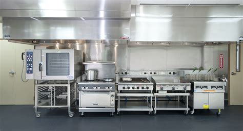 design a commercial kitchen restaurant kitchens google search industrial