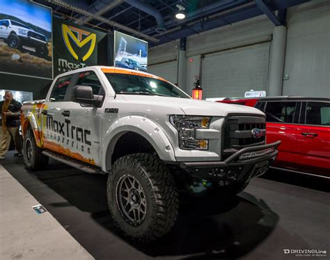 trucks shows 2015 20 of the ford trucks from the 2015 sema