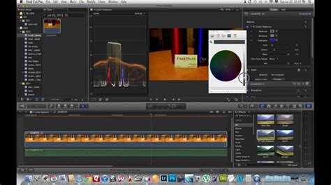 final cut pro white balance getting correct white balance in final cut pro x without a