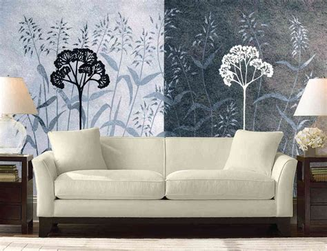 reusable wall murals silhouette wall mural 12 wide by 8 high ebay