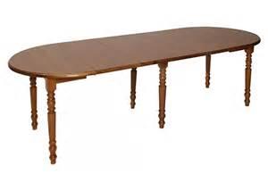 Table Bois Avec Rallonge