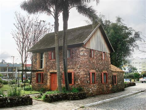 casa italiana arquitetura colonial italiana no grande do sul