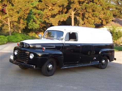 1950 ford panel ford trucks for sale | old trucks