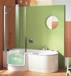 piece tub shower combo