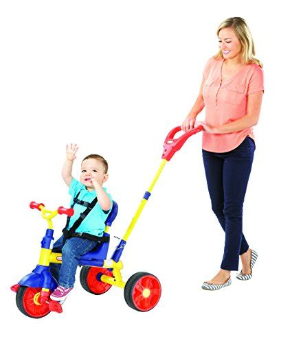 Sepeda Tikes 3 In 1 Learn To Pedal Trikes Pedal Cars Tikes Learn To Pedal 3 In 1 Trike Ride