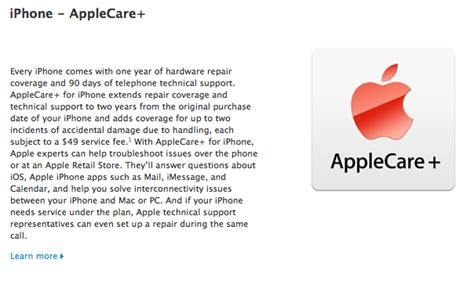 iphone warranty new applecare extended warranty covers accidents tech news and analysis