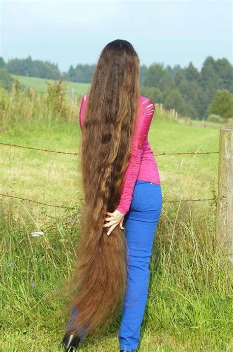 How To Grow Floor Length Hair by Marianne Rapunzel Be