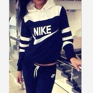 17935 Hoody Set Sweater Trousers Size M L Xl best nike sets products on wanelo