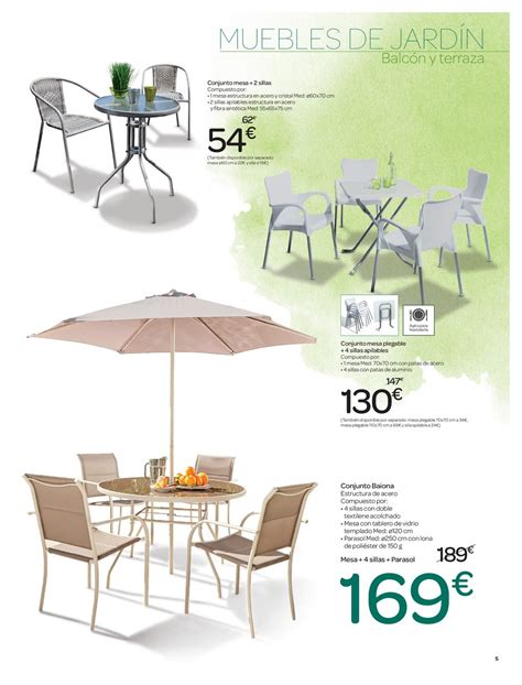 sillas de plastico carrefour sillas de terraza carrefour muebles de terraza carrefour