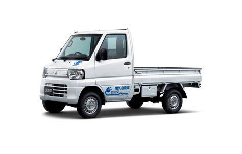 mitsubishi minicab mitsubishi minicab miev truck chademo association