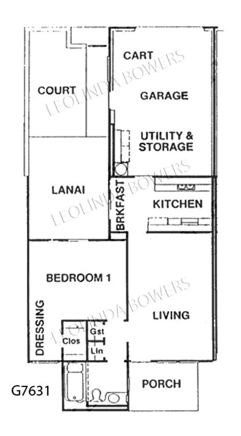 garden apartment floor plans sun city west g7631 garden apartment floor plan