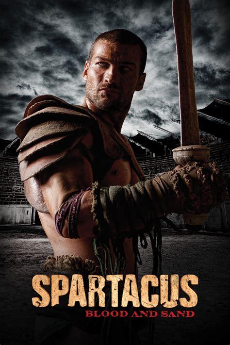 film serial kolosal spartacus vengeance