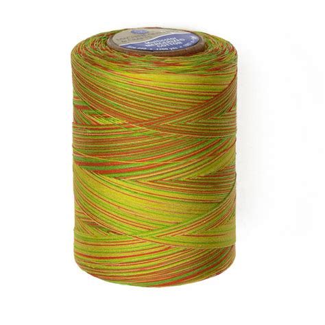Coats Quilting Thread by Coats Clark Mercerized Cotton Quilting Multicolor