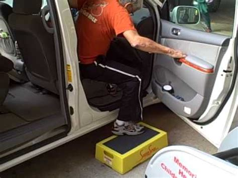 Step Stool For Elderly To Get In Car by Finally A Safe Step Stool For Hospitals And