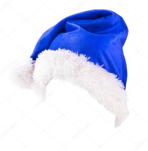 imagenes santa claus azul blue santa claus hat stock photo 169 valphoto 34305853