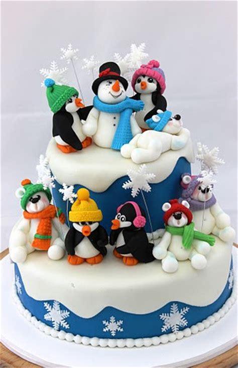 beautiful christmas cake decoration ideas  design examples