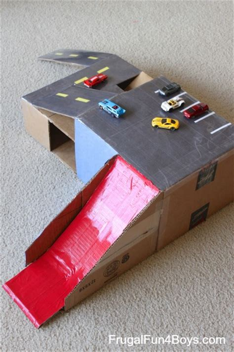 The BEST Toy Car Play Ideas   Frugal Fun For Boys and Girls