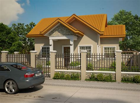 Small House Architecture Styles Small House Designs Shd 2012003 Eplans