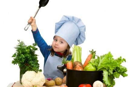 bimbo per cucinare le linee guida di ambientalisti e coltivatori per l