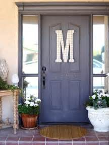 Great classic color for a front door from meandjilly blogspot com