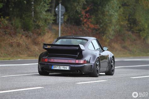 Porsche 964 Carrera Rs 3 8 by Porsche 964 Carrera Rs 3 8 23 October 2016 Autogespot