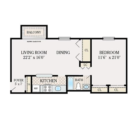 1 bedroom apartments under 800 floor plans hyde park heights apartments for rent in