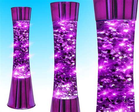 purple pink lava l purple lava l funky retro concave purple glitter lava
