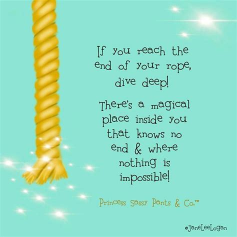 An End To The Rope end of my rope quotes quotesgram