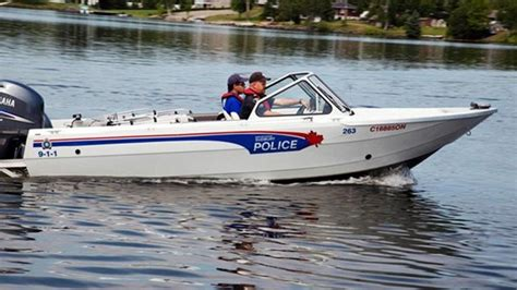 boat safety transport canada police need partners to promote boating safety sudbury