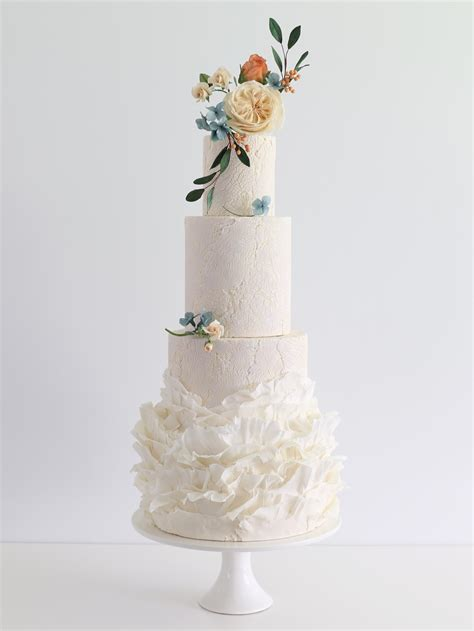 Wedding Cakes Brisbane, Wedding Cake Sunshine Coast & Gold