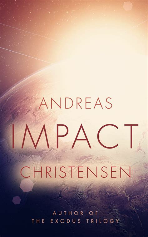 impact a safeguard novel books impact andreas christensen