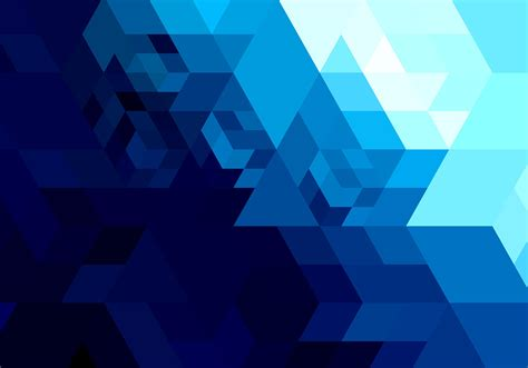 top abstract navy blue hexagon pattern background design free vector abstract bright blue geometric shape 12736