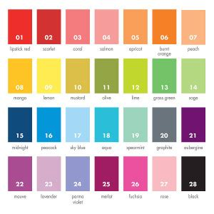 how many colors are there in the world presenting vocabulary vladimira chalyova itdi
