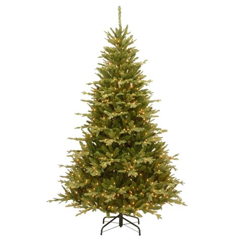 national tree company 7 5 ft cambridge fir artificial