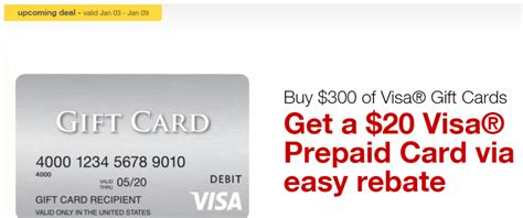 2nd And Charles Gift Card - staples 20 rebate on 300 visa gift cards 1 3 1 9 doctor of credit