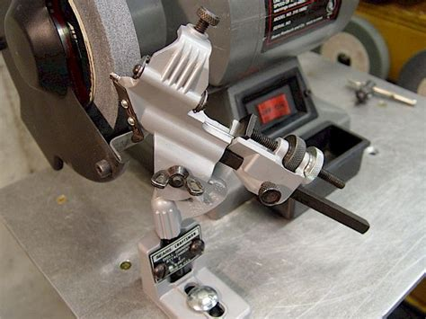 sharpening drill bits with a bench grinder bench grinders