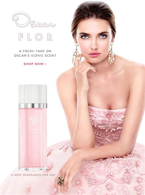 oscar de la renta oscar flor new fragrance now smell this oscar de la renta oscar flor perfumes colognes parfums