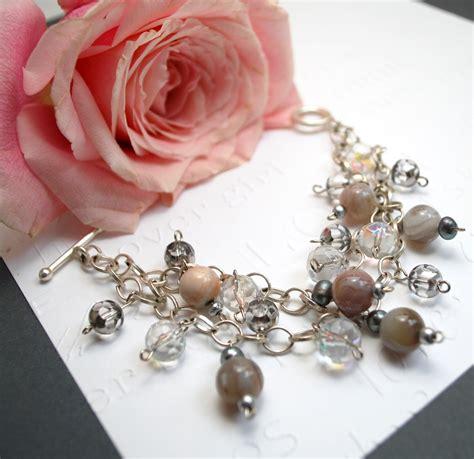Handmade Charm - handmade jewelry wedding platinum bracelet fashionscute