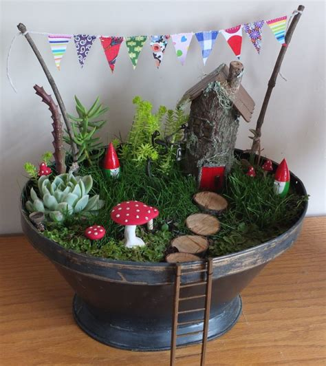 Mini Garden Ideas Unleash Your Imagination Magical Garden Designs