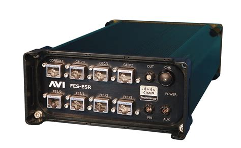 Rugged Router by Fes Rugged Embedded Services Routers Avi