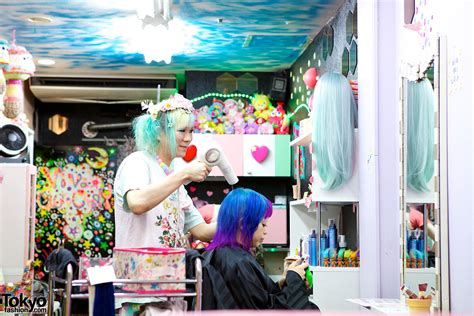 tokyo the hairstylist harajuku hair salon the best hair of 2018