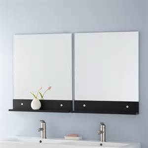 oval bathroom vanity mirrors oval vanity mirror espresso bathroom