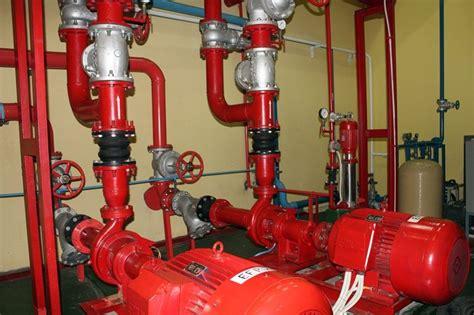 Pompa Jockey Hydrant ruang pompa hydrant apa saja isi dan kegunaannya