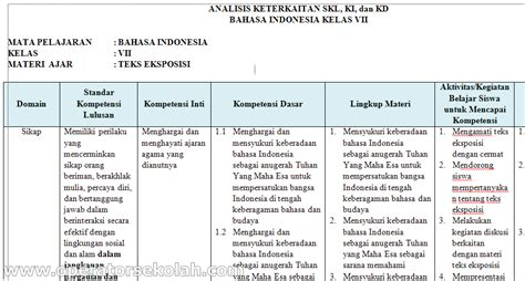 Sakti Ips Kelas 6 Sdmi Ktsp Kurikulum 2013 rpp bahasa inggris kurikulum 2013 smp kelas 8 new style for 2016 2017