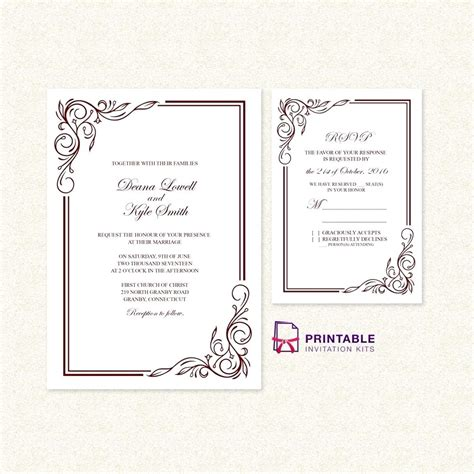 templates for quinceanera invitations template quinceanera invitations template in spanish