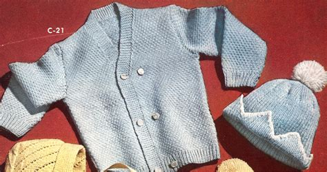 sweater for baby boy knitting pattern baby cap hat beanie sweater knitting pattern boy set ebay