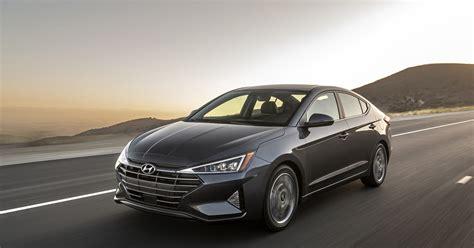 2019 Hyundai Elantra by 2019 Hyundai Elantra Gets Sharper Look More Tech Features