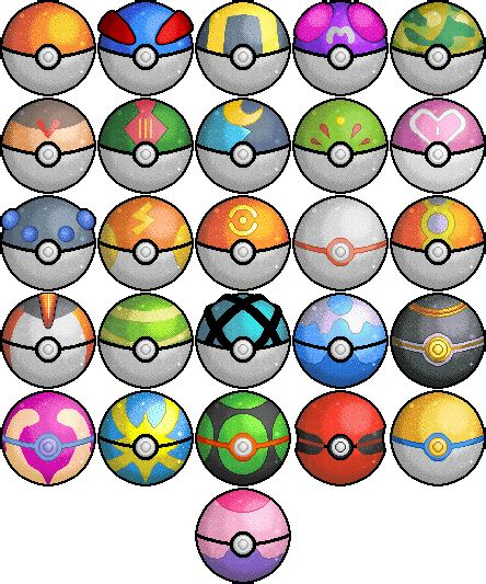 pattern master en francais poke balls by heartage on deviantart