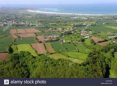 buying a house in jersey channel islands aerial view of jersey channel islands uk stock photo royalty free image 61440528